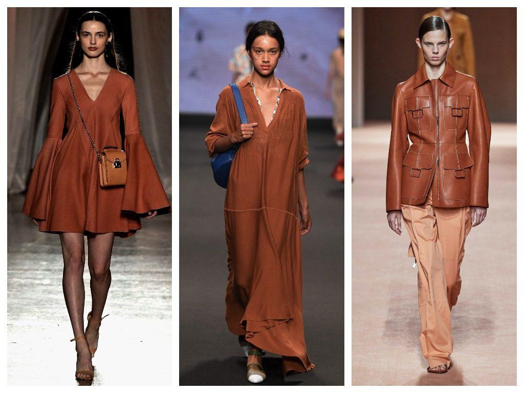 Aigner, Anteprima, Hermès весна-лето 2020