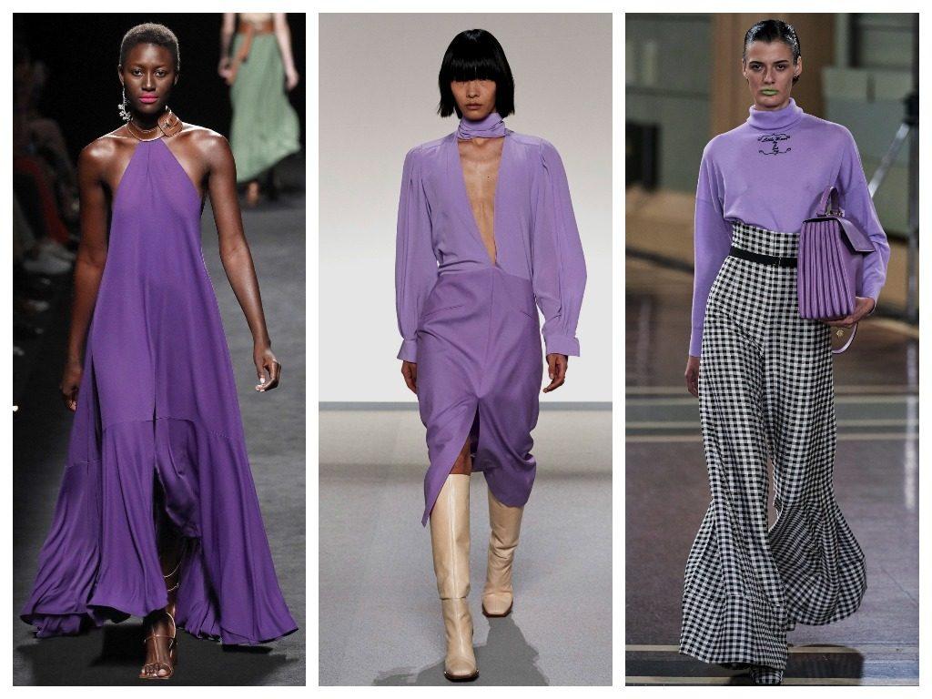 Marcos Luengo, Givenchy, Emilia Wickstead весна-лето 2020