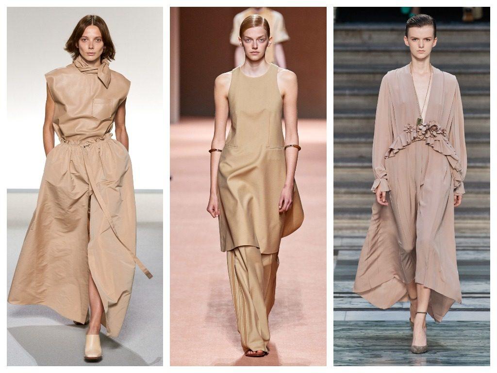 Givenchy, Hermès, Victoria Beckham весна-лето 2020