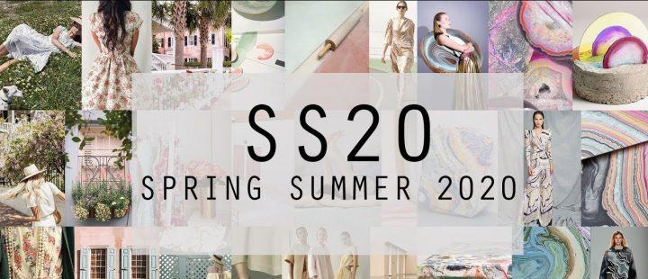 Модные тренды сезона весна-лето 2020