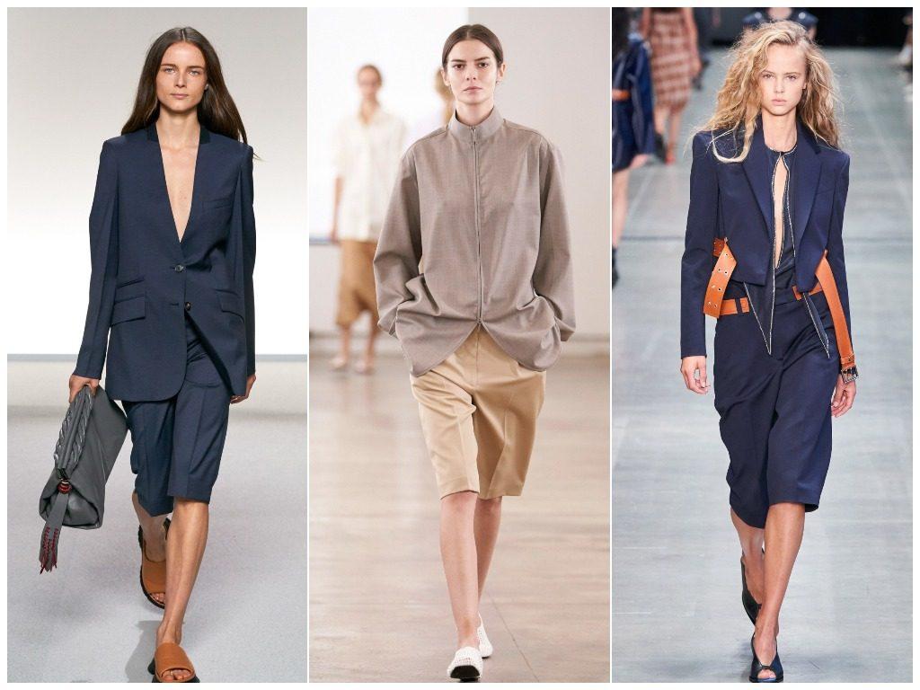 Givenchy, The Row, Sportmax весна-лето 2020