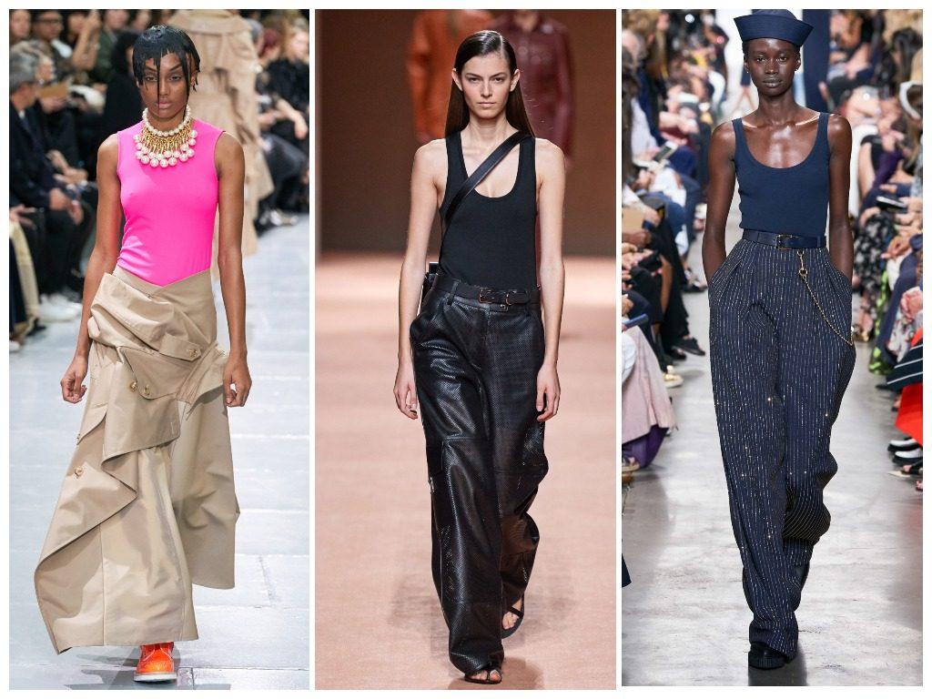 Junya Watanabe, Hermès, Michael Kors Collection весна-лето 2020