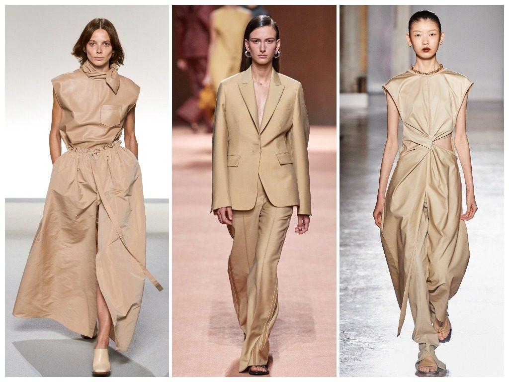 Givenchy, Hermès, Gabriele Colangelo весна-лето 2020