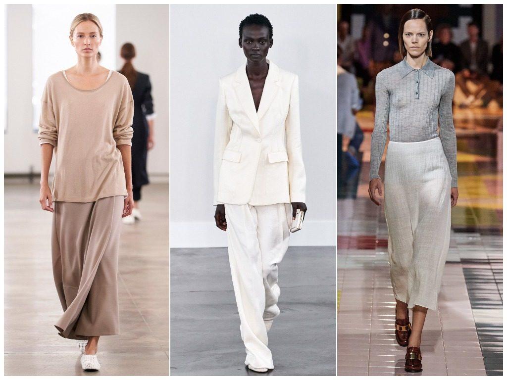 The Row, Gabriela Hearst, Prada весна-лето 2020