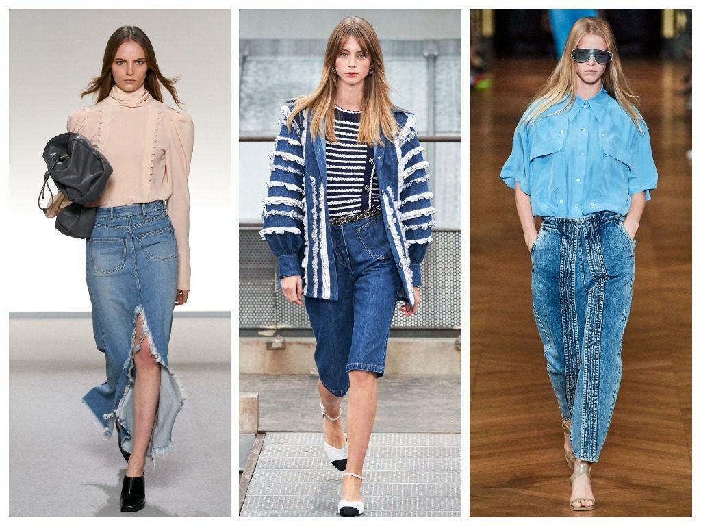 Givenchy, Chanel, Stella McCartney весна-лето 2020