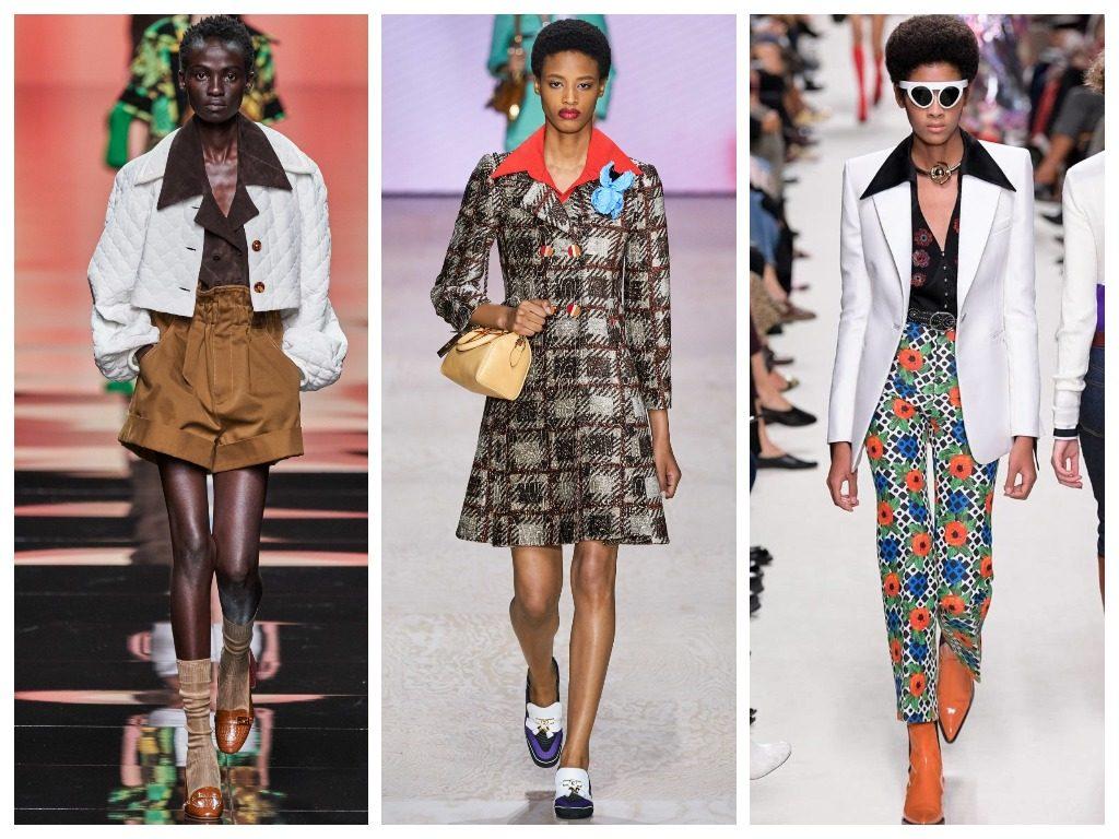 Fendi, Louis Vuitton, Paco Rabanne весна-лето 2020
