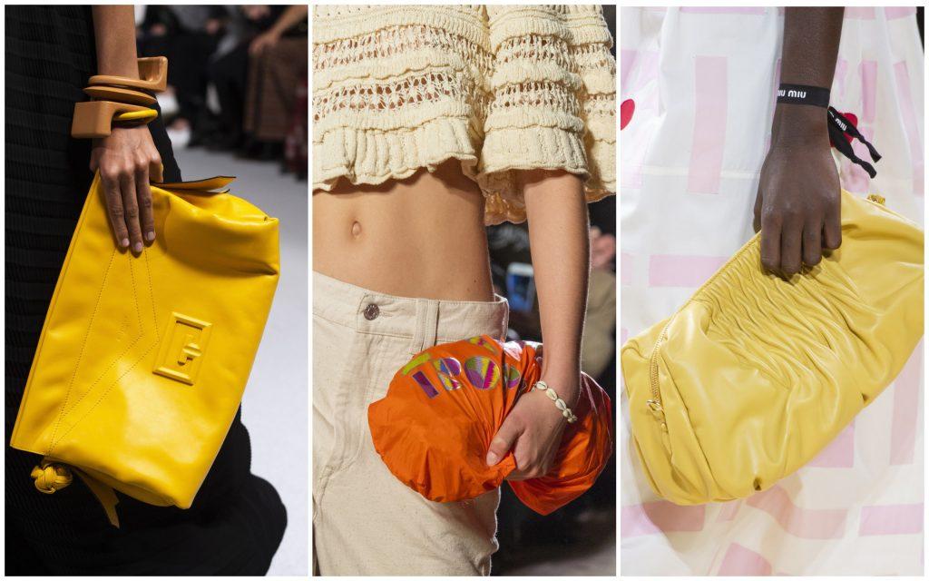 Givenchy, Isabel Marant, Miu Miu весна-лето 2020