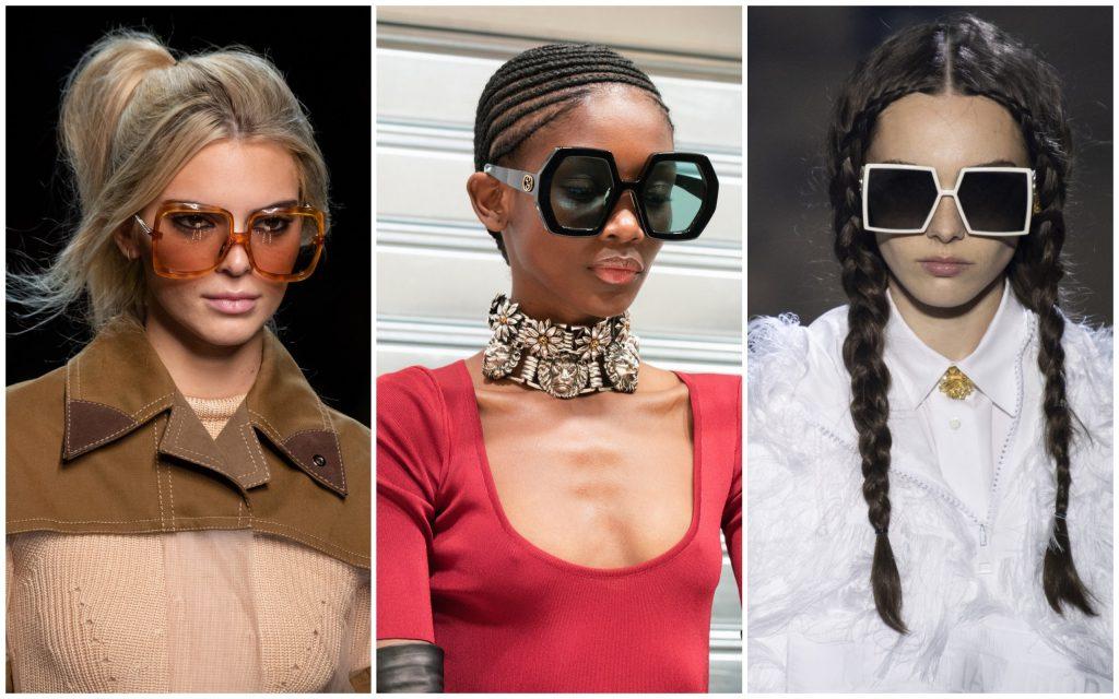 Fendi, Gucci, Christian Dior весна-лето 2020