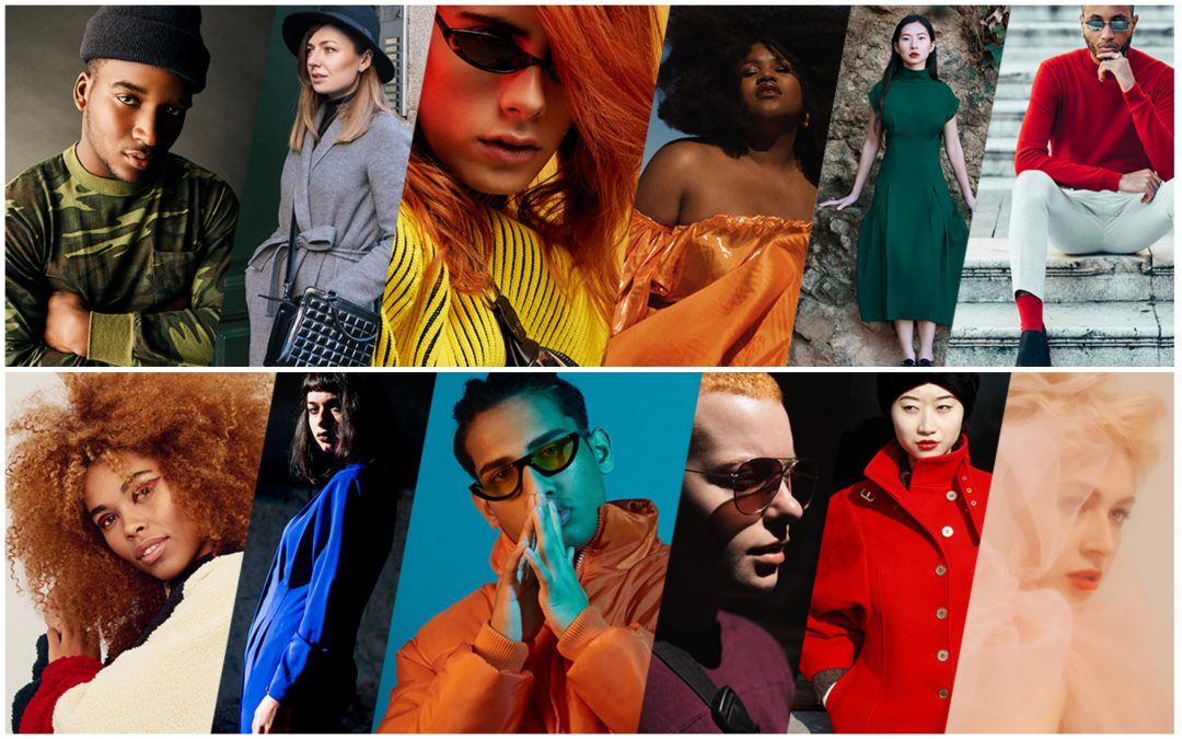 Модные цвета осень-зима 2020-2021