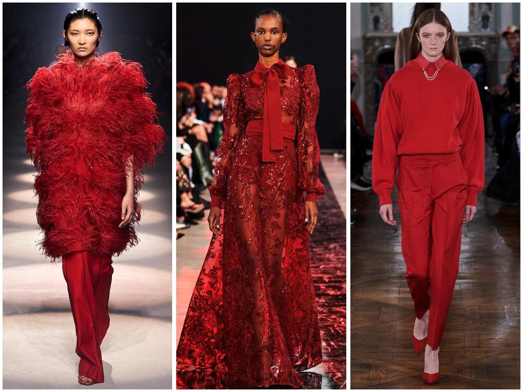 Givenchy, Elie Saab, Ryan Roche