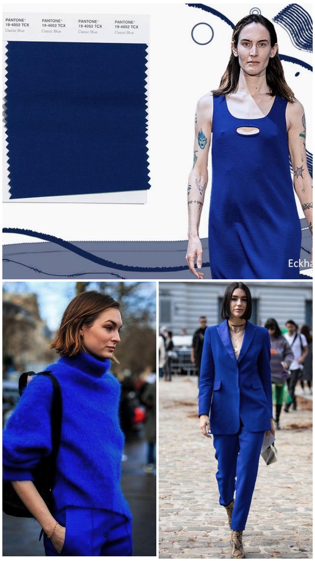PANTONE 19-4052 Classic Blue