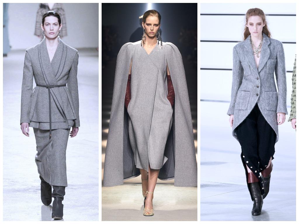 Agnona, Givenchy, Chanel