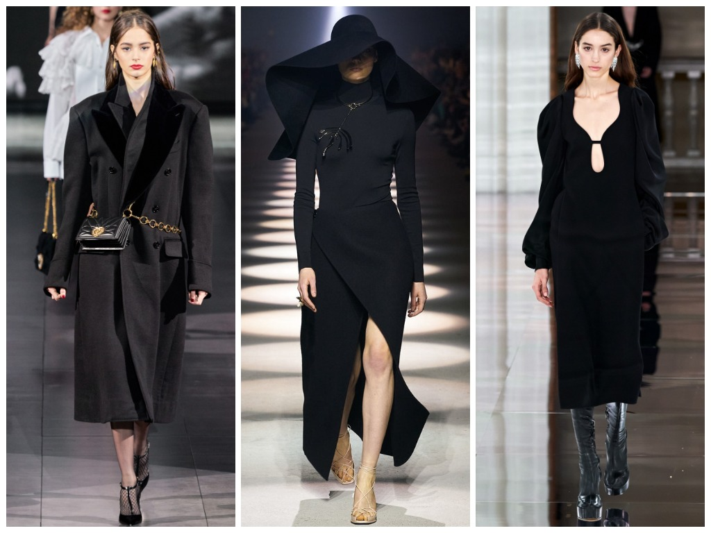 Dolce & Gabbana, Givenchy, Victoria Beckham