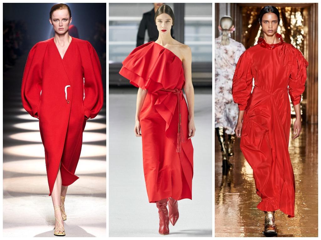 Givenchy, Carolina Herrera, Preen by Thornton Bregazzi