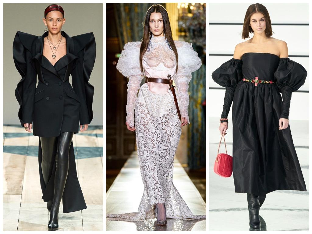 Alexander McQueen, Andreas Kronthaler for Vivienne Westwood, Chanel