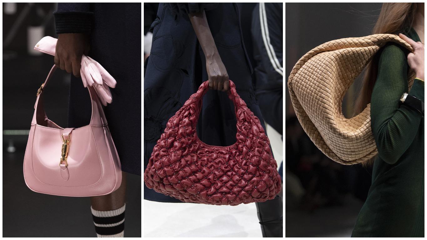 Gucci, Valentino, Bottega Veneta