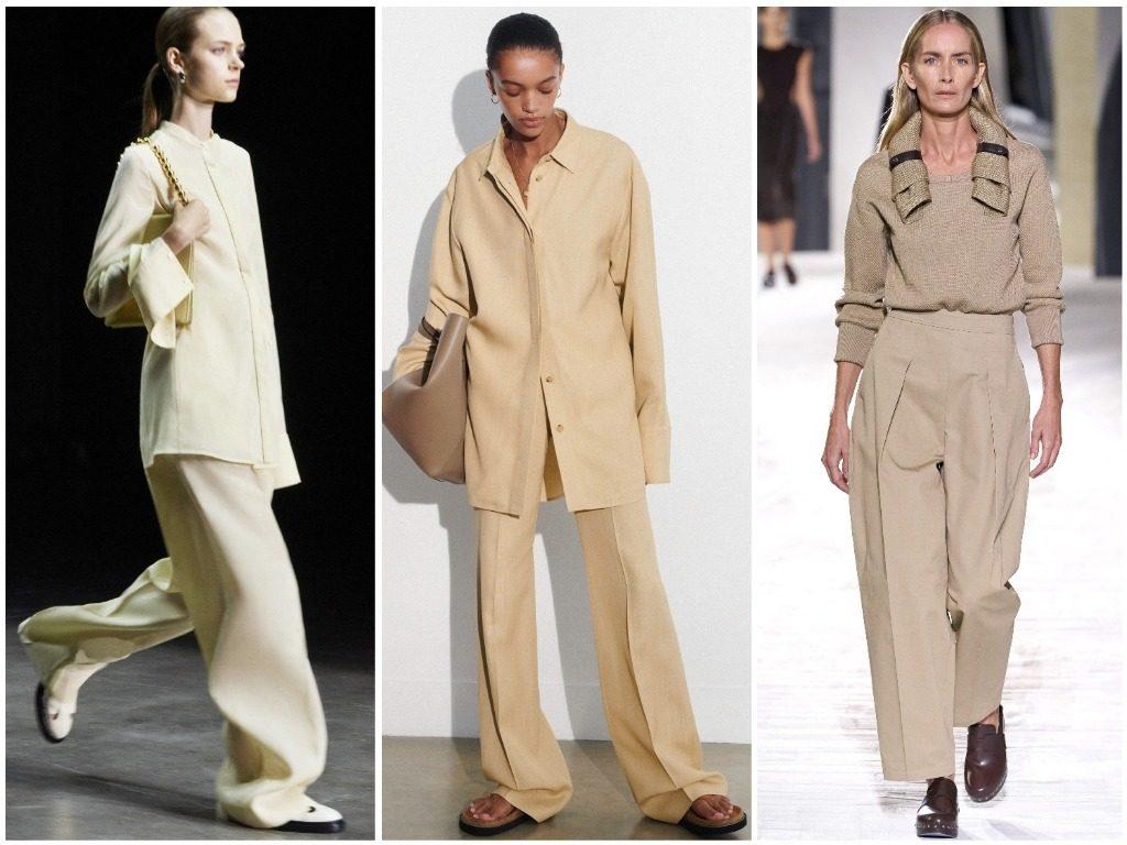 Jil Sander, Joseph, Hermès весна-лето 2021