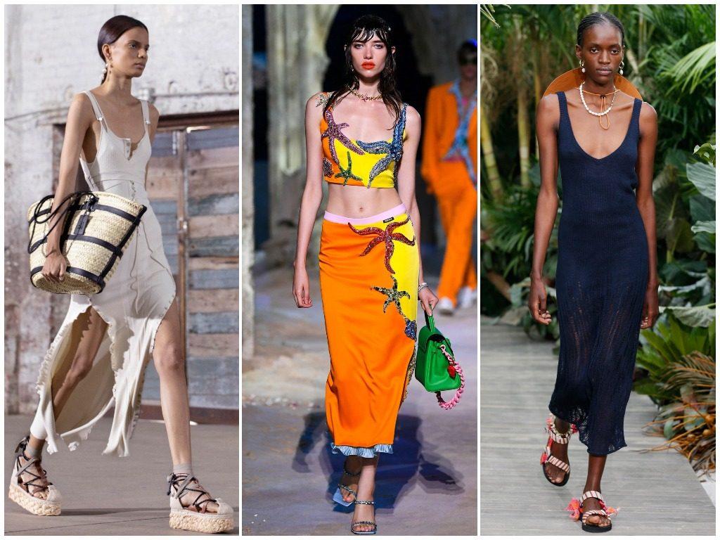 Altuzarra, Versace, Jason Wu весна-лето 2021