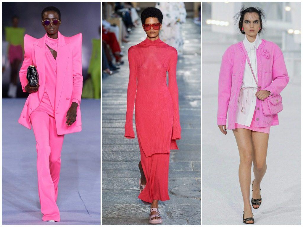 Balmain, Boss, Chanel весна-лето 2021