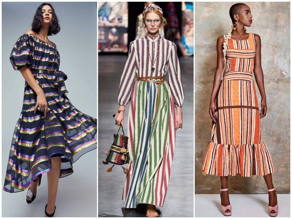 Alice Temperley, Christian Dior, Duro Olowu весна-лето 2021