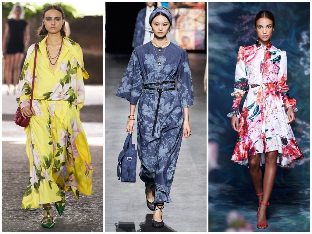 Valentino, Christian Dior, Marchesa весна-лето 2021