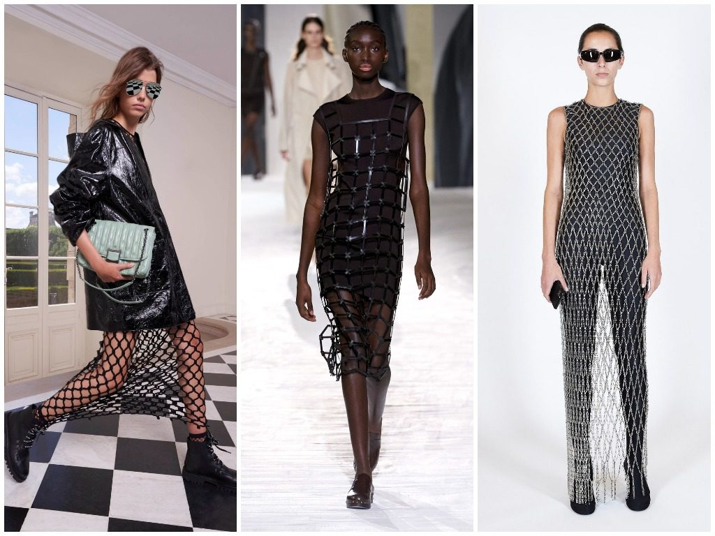 Longchamp, Hermès, Balenciaga весна-лето 2021