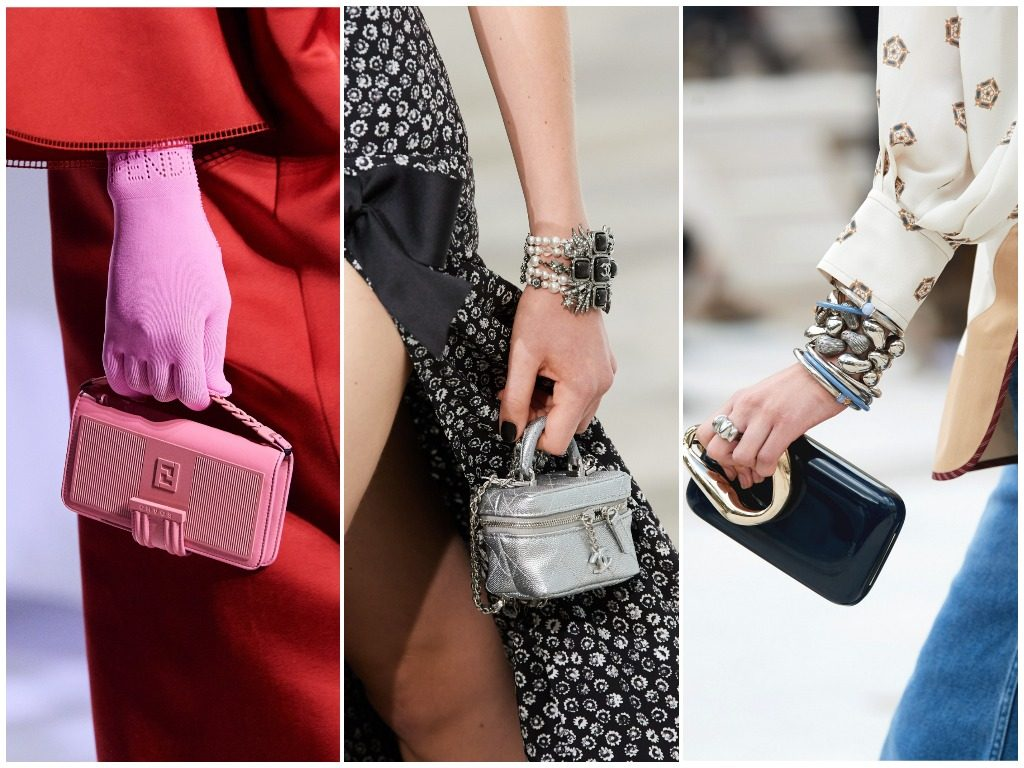 Fendi, Chanel, Chloé весна-лето 2021