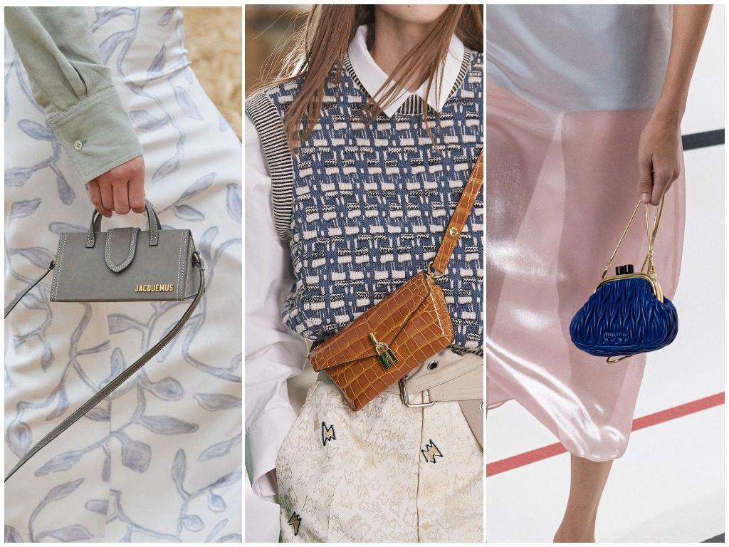 Jacquemus, Louis Vuitton, Miu Miu весна-лето 2021