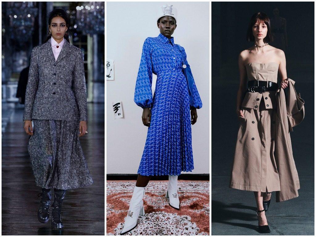 Christian Dior, Thebe Magugu, Rokh осень-зима 2021-2022