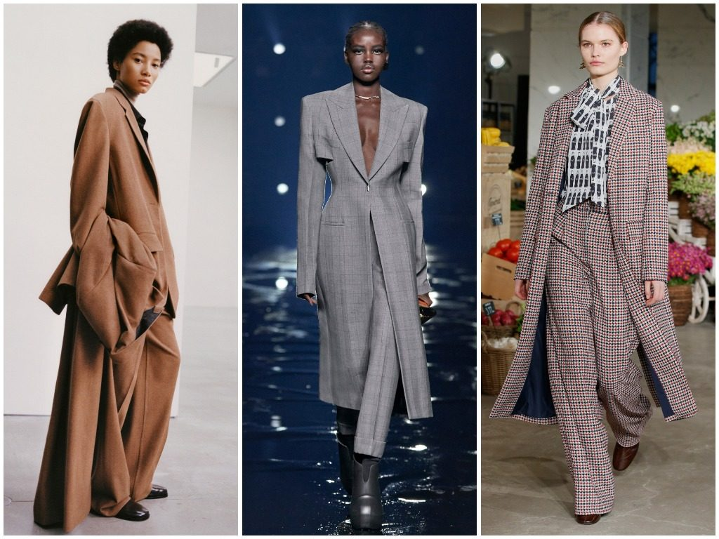 The Row, Givenchy, Jason Wu осень-зима 2021-2022