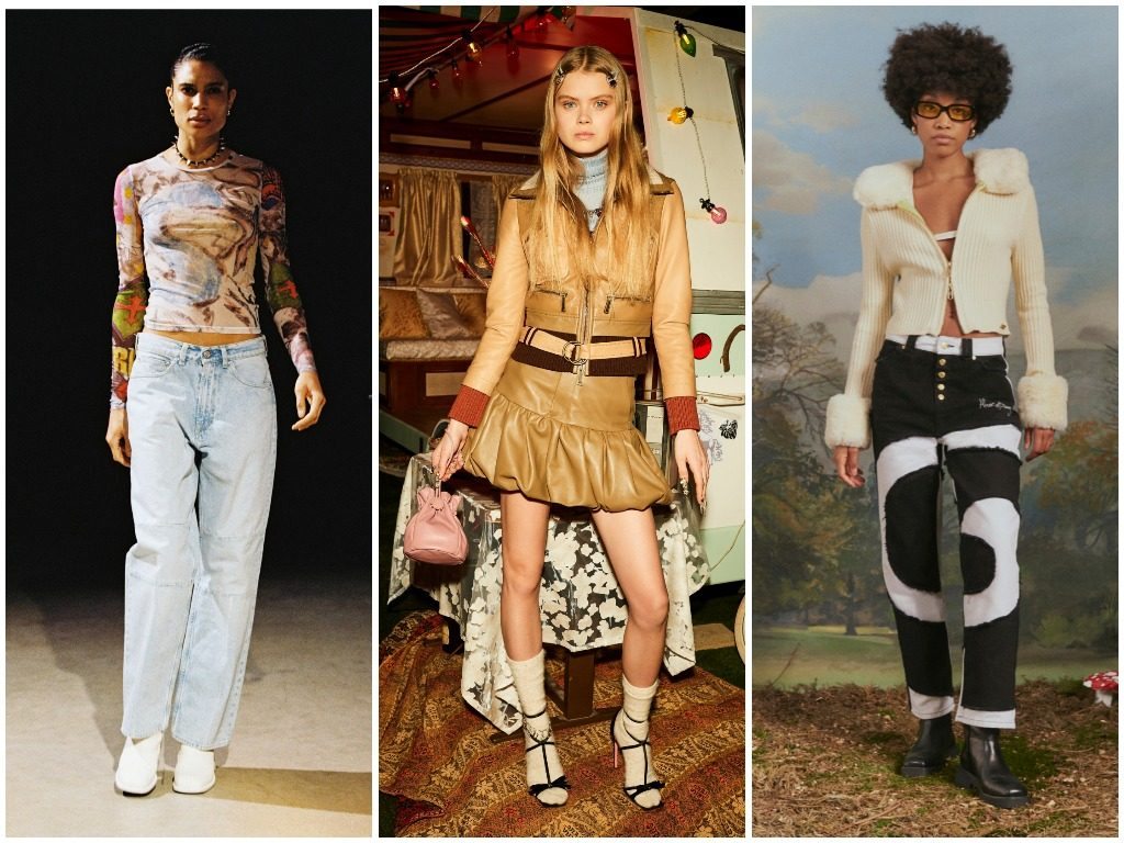 Our Legacy, Dsquared2, House of Sunny осень-зима 2021-2022