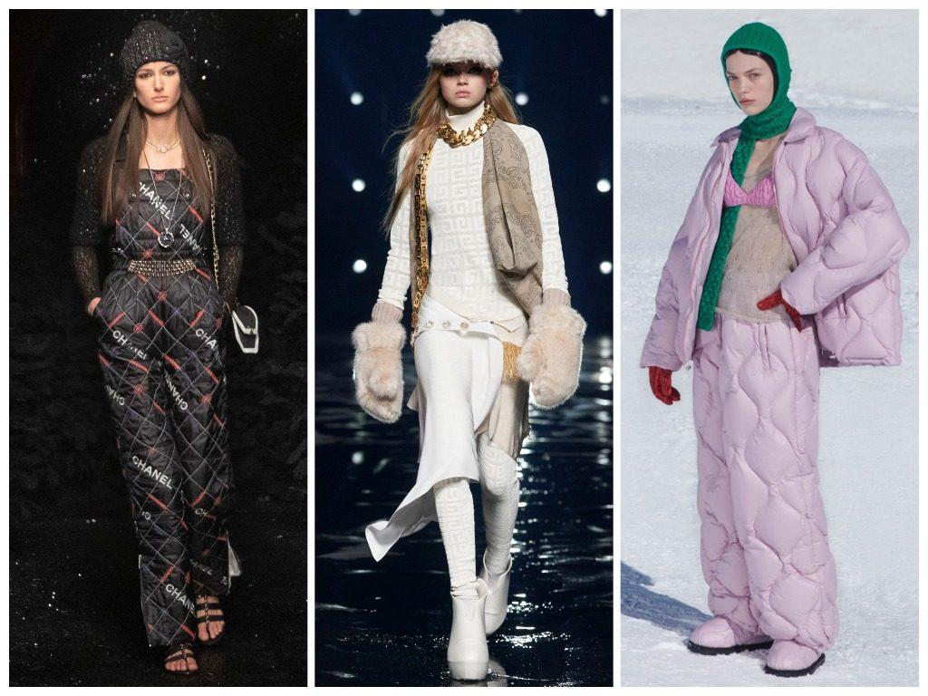 Chanel, Givenchy, Miu Miu осень-зима 2021-2022