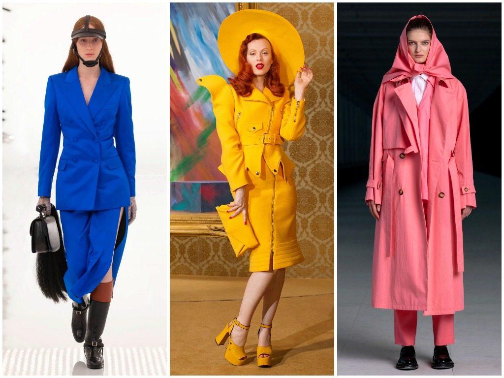 Gucci, Moschino, Nehera осень-зима 2021-2022