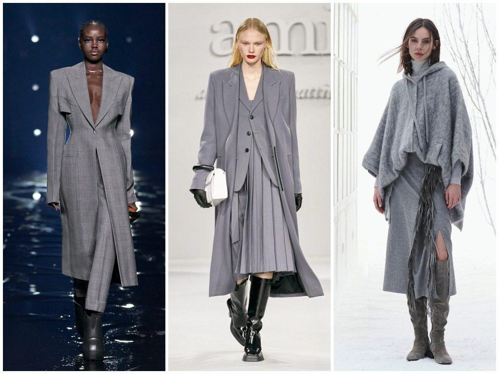 Givenchy, Ami, Brunello Cucinelli осень-зима 2021-2022