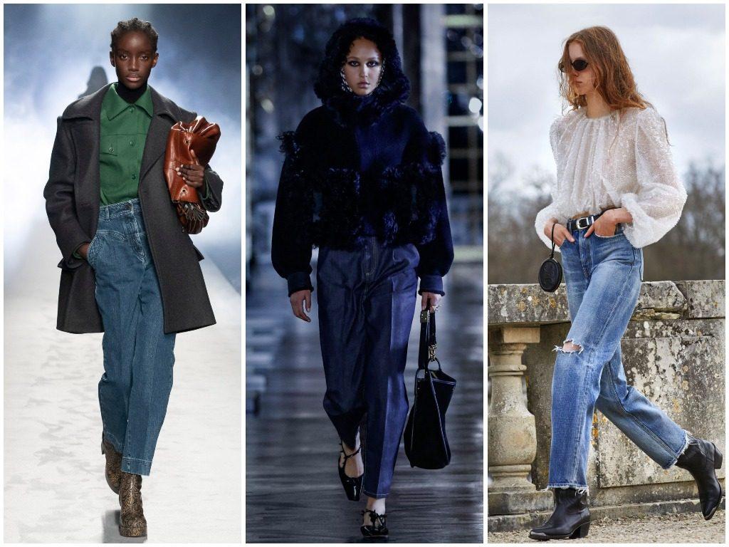 Alberta Ferretti, Christian Dior, Celine осень-зима 2021-2022