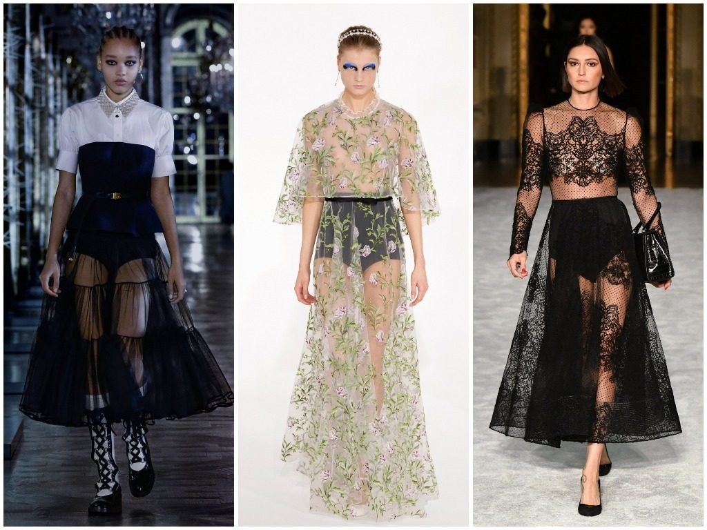 Christian Dior, Giambattista Valli, Christian Siriano осень-зима 2021-2022