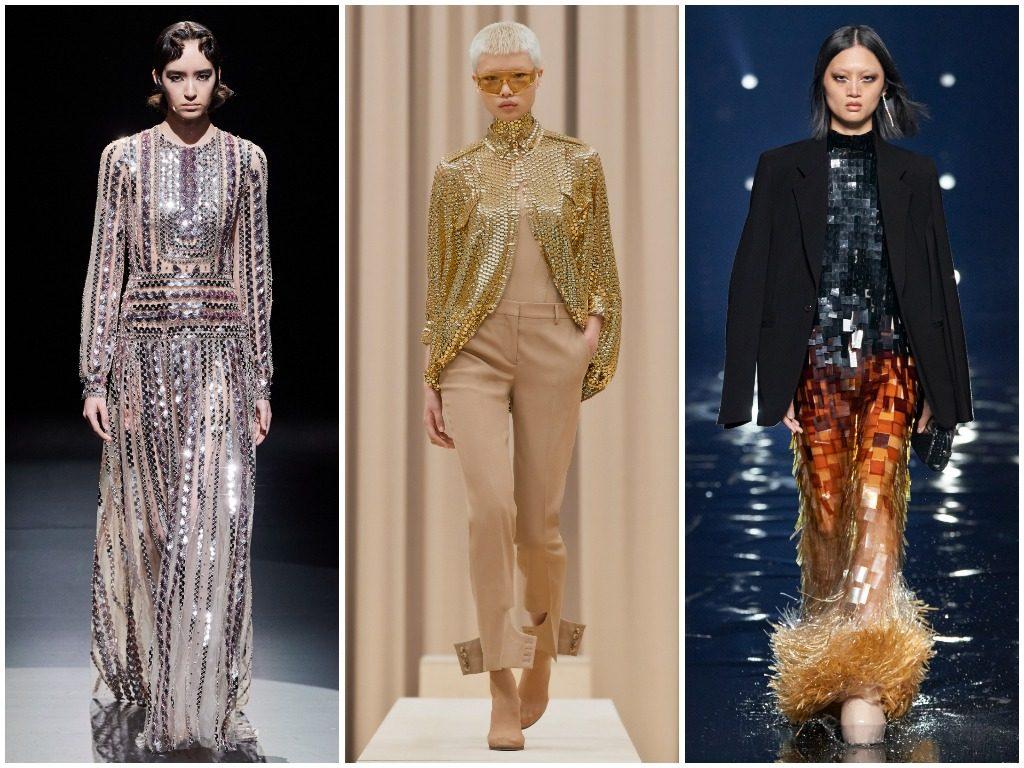 Valentino, Burberry, Givenchy осень-зима 2021-2022