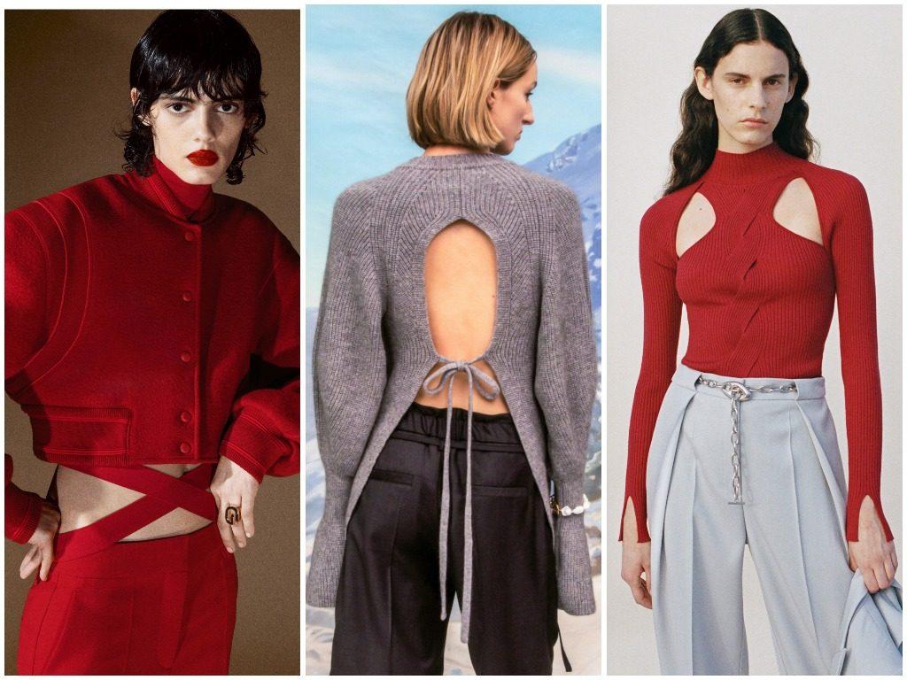 Givenchy, Eudon Choi, Johnathan Simkhai осень-зима 2021-2022