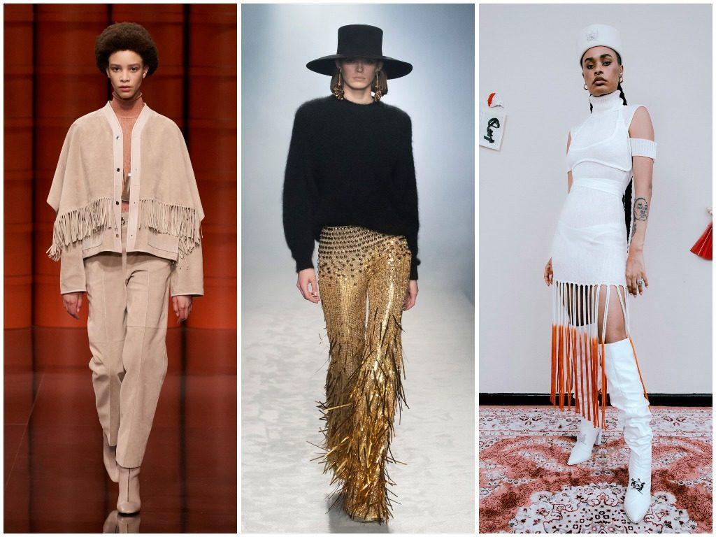 Hermès, Alberta Ferretti, Thebe Magugu осень-зима 2021-2022