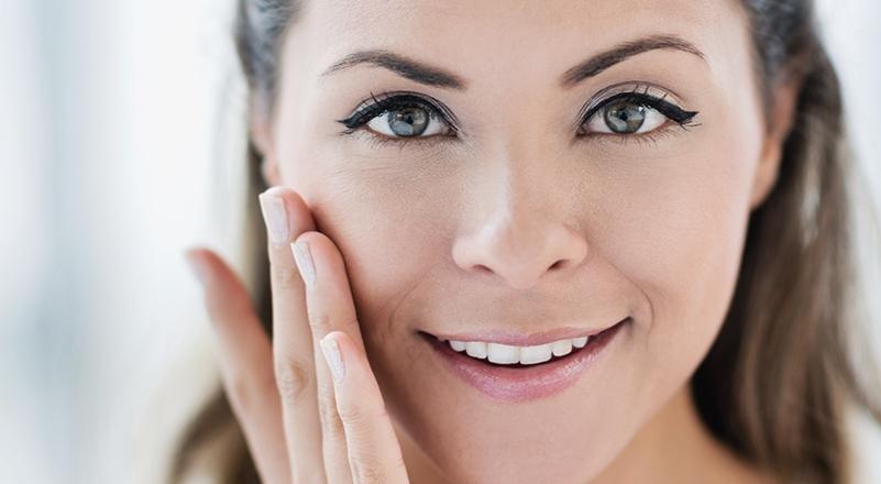 борьба со следствием старения кожи