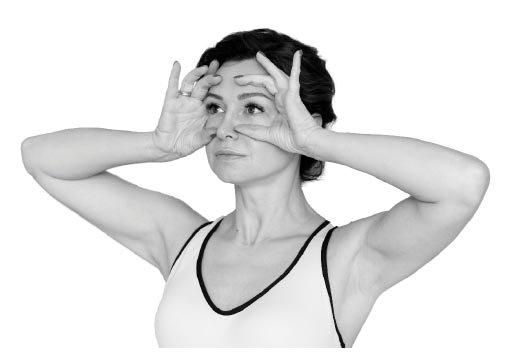 Упражнения для глаз: упражнение 2