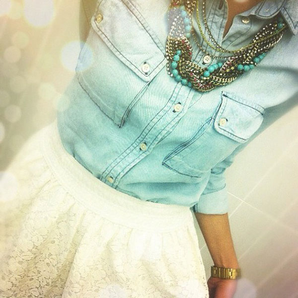 Модные цвета сезона весна-лето 2014